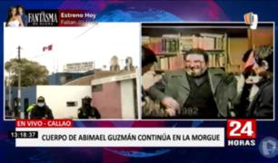 Aún no se sabe qué pasará con restos de Abimael Guzmán