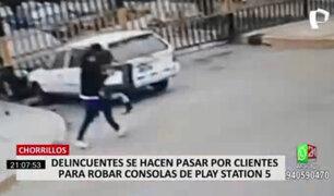 Chorrillos: asaltan a comerciante tras contactarlo por Facebook para realizar compra