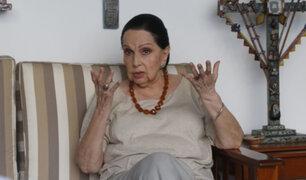 APDAYC realiza  hoy conversatorio en homenaje a la maestra Alicia Maguiña