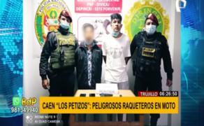 La Libertad: policía realizó tres intervenciones en menos de 24 horas
