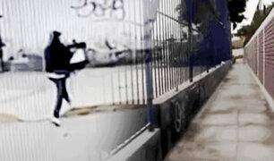Chorrillos: ni las rejas de seguridad protege a vecinos de delincuentes
