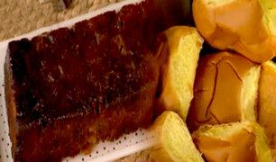 Cocina de D'Mañana: aprenda hacer un budín de chancay de antaño