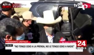 Castillo entregó más de 240 mil dosis de vacunas en región Cajamarca