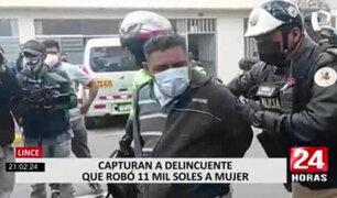 Magdalena: ladrones golpearon a hermanas para arrebatarles 11 mil soles que retiraron de banco