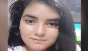 Piden ayuda para ubicar a joven que desapareció cuando fue a pagar tarjeta de crédito