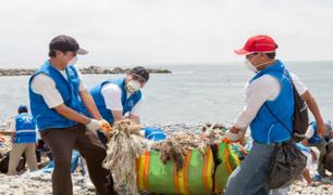 Súmate a la gran jornada de limpieza de playas este sábado 18 de septiembre