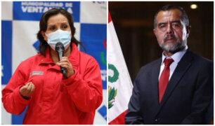 Dina Boluarte sobre ministro Maraví: Es muy probable que Pedro Castillo lo retire del cargo