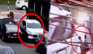 """Conozca la nueva modalidad de robo de autopartes: el """"taxi malogrado"""""""