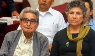 Abimael Guzmán: Fiscalía no entregará cuerpo del terrorista a su esposa Elena Iparraguirre
