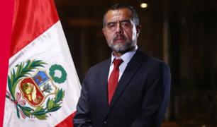 AP señaló que el ministro Maraví debió renunciar desde los primeros cuestionamientos en su contra