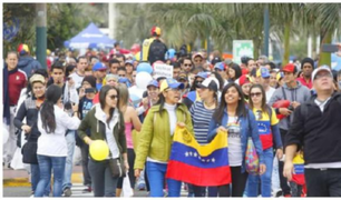 OEA: Lima es la ciudad con mayor cantidad de migrantes venezolanos