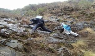 Huancavelica: brigadistas recorren decenas de kilómetros para aplicar la vacuna contra el coronavirus