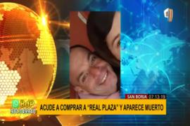 San Borja: hombre apareció muerto luego de acudir a centro comercial