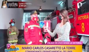 ¿Cómo prevenir un incendio como el ocurrido en Ucayali?