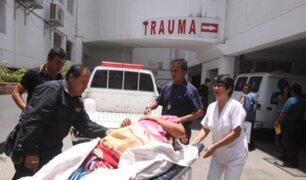 Huánuco: asesinan a joven colectivero de 27 puñaladas