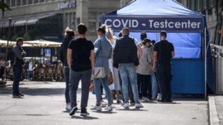 COVID-19: Suiza endurece entrada al país para no vacunados