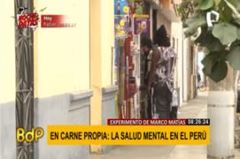 Salud mental: un tema pendiente en el Perú
