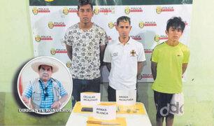 Lambayeque: ronderos piden expulsar a ladrones extranjeros conforme ofreció el presidente Castillo