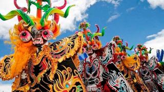 Ministerio de Cultura declara patrimonio cultural a la Diablada de Puno