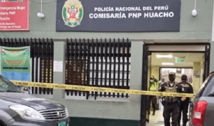 Huacho: joven detenido por robo de celular aparece muerto en celda de comisaría