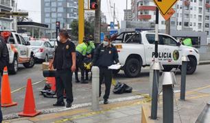 Dictan tres meses de prisión preventiva para conductor que arrolló y mató a joven en scooter