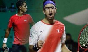 Copa Davis: Perú derrotó a Bosnia y Herzegovina