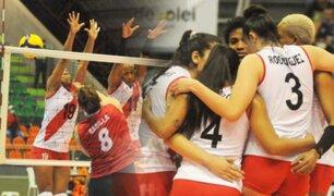 Sudamericano de Voleibol Femenino 2021: Perú derrotó a Chile por 3-0
