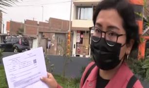 Chorrillos: vecinas se enfrentan por el uso de las áreas verdes en un parque