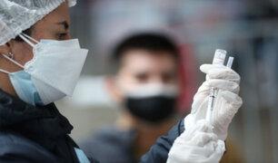 Ciudadanos de Chincha y Tacna están a favor que solo se vacune a personas que residan en sus regiones