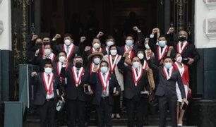 Perú Libre presenta proyecto de ley para que Gobierno asuma temporalmente redes de telecomunicación