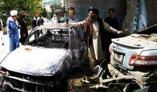 Afganistán: Tres muertos en el primer atentado terrorista tras la salida de EEUU