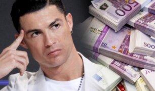 Cristiano Ronaldo fue desfalcado por 288 mil euros por una agente de viajes