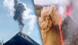 """España: Tras 50 años de inactividad volcán """"Cumbre Vieja"""" entra en erupción"""
