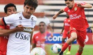 Sport Huancayo se aleja de la baja tras vencer por 3-1 a San Martín