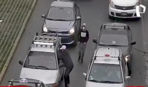 Cercado de Lima: serenos recuperaron cartera y celular robado a una mujer en Jr. Huánuco