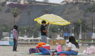Costa Verde: decenas de personas visitaron las playas tras flexibilización de las restricciones