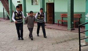 Apurímac: sujeto es condenado a 35 años de prisión por asesinar a su sobrino