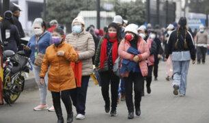 Covid-19 en Perú reporta 121 contagios y 18 fallecidos en un solo día