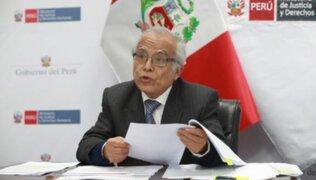 Cuestión de Confianza: Ejecutivo presentaría mañana demanda ante Tribunal Constitucional