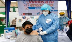 Covid-19: Anuncian que vacunarán en estaciones de la Línea 1 del Metro de Lima