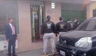 Independencia: Fiscalía allanó casa de alcalde por presuntos actos de corrupción