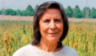 Científica peruana recibe premio del Organismo Internacional de Energía Atómica y FAO