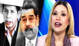 """Paulina Facchín: """"Hemos migrado de Venezuela por la crisis humanitaria"""""""