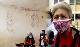 Arequipa: Agüero advirtió que colegios en malas condiciones no pueden reiniciar clases