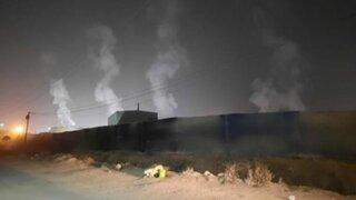 Lurigancho-Chosica: dos militares fallecieron tras explosión en fábrica de armas del Ejército