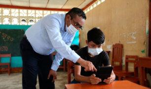 Unicef insta al Perú a sumar esfuerzos para reabrir los colegios antes de fin de año