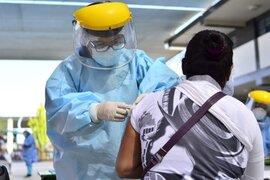 Tacna: brecha de vacunación llega a 22,000 personas en la región