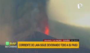 Volcán Cumbre Vieja: nueva erupción y explosiones mantiene en vilo a toda España