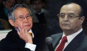 Acción Popular planteará cremar restos de Fujimori y Montesinos cuando mueran en prisión