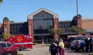 EEUU: tiroteo en Tennessee deja dos muertos, incluido el tirador, y otros 12 heridos